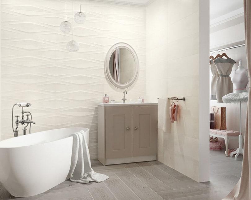 Купить плитку для ванной в Витебске